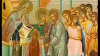 Orthodox ecclesiastic byzantin music (very beuatiful)