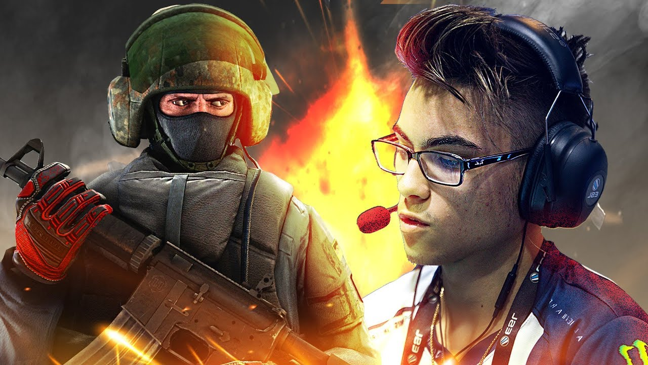 CS:GO - Spotlight Twistzz (Fragmovie) Videosu