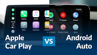 Apple CarPlay VS Android Auto: mettiamoli a CONFRONTO!