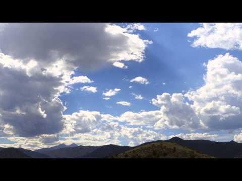 Sky Timelapse from Lyons, CO, USA