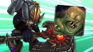 This Death Knight Is Unstoppable! (5v5 1v1 Duels) - PvP WoW: Battle For Azeroth 8.3