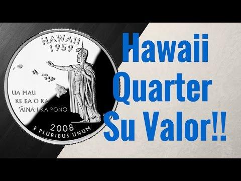 Cuanto vale la moneda de Hawaii (Rey Kamekameha)