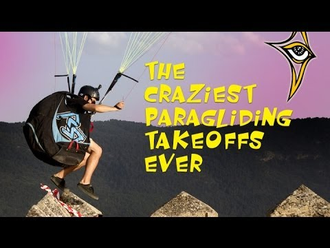 ThE cRaZiEsT PaRaGliDiNg TaKeOfFs EVER!