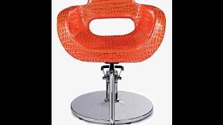 Обзор стильного парикмахерского кресла