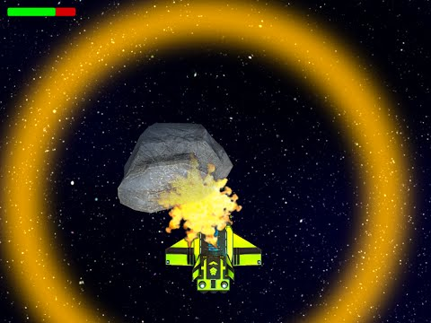 Creating a Asteroids Game with Unity 5: Part 1