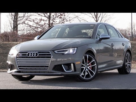 2019 Audi S4: Review
