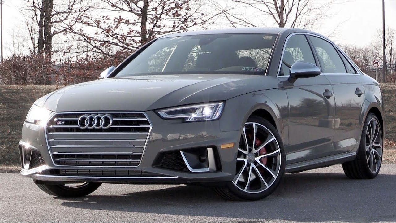 2019 Audi S4 Review You