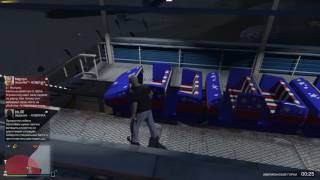 Американские горки в GTA 5