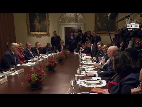 Василий Небензя рассказал Дональду Трампу о проблемах с визами для российских делегаций.