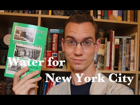 The Lost Reservoirs of Central Park (Part 1 - Water for New York City)