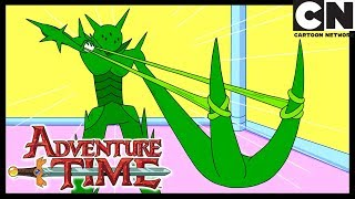 Время приключений   Семнадцать   Cartoon Network