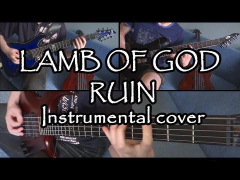 Lamb of God - Ruin (Instrumental Cover by Godspeedy and Noodlebox)