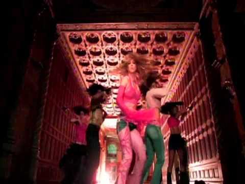 Britney Spears dance part 1: 1998 -2004