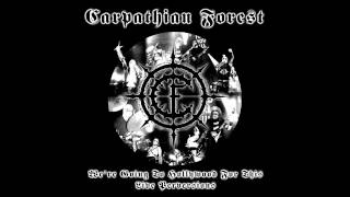 Carpathian Forest - Black Shining Leather (live)