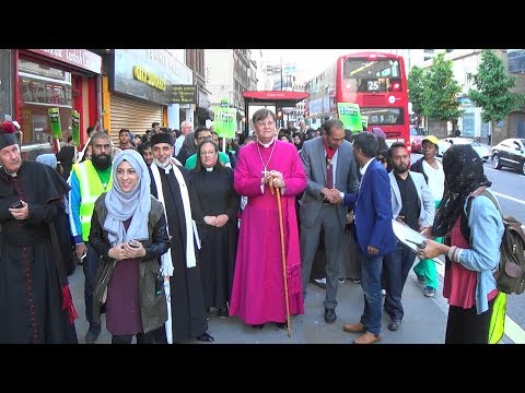 4 Peace 4 Unity London Interfaith Walk