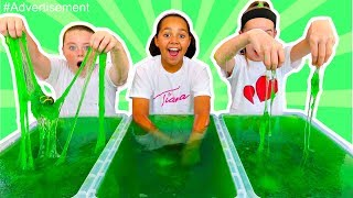 SLIME BAFF TOY CHALLENGE GAME!!