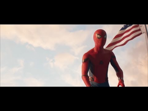 """Spiderman Homecoming Music Video- """"Time To Pretend"""""""