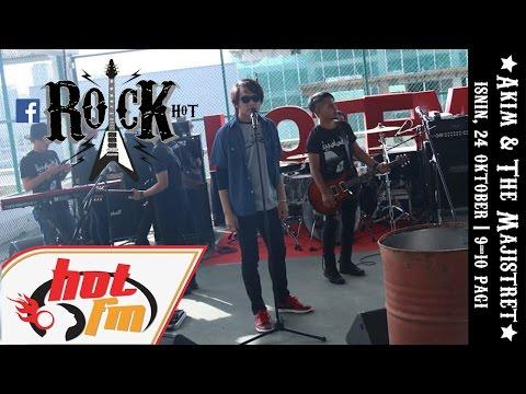 AKIM & THE MAJISTRET - #FBRockHot - Facebook Live