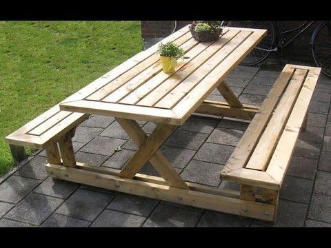 tisch selber bauen tisch selber bauen anleitung youtube. Black Bedroom Furniture Sets. Home Design Ideas