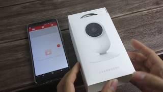 Hướng dẫn sử dụng Camera giám sát Xiaomi Mijia 1080P - Shop Thế giới điện máy