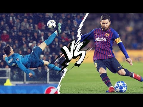 Who shoots more - Cristiano Ronaldo or Leo Messi? - Oh My Goal