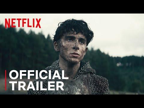 The King Timothée Chalamet Robert Pattinson Final Trailer Netflix Film Ukie