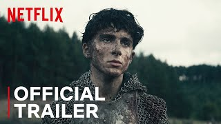 The King - Timothée Chalamet, Robert Pattinson | Final Trailer | Netflix Film | UK/IE