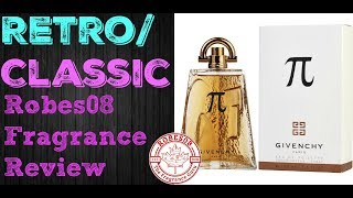 Pi by Givenchy Fragrance Review (1998) | Retro Series