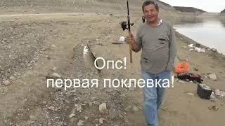 Рыбалка на Куртинском водохранилище Советы бывалого рыбака Мало воды