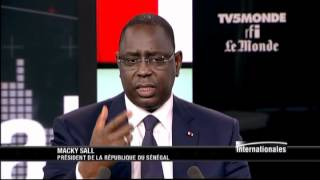 Macky Sall: Le procès de Hissène Habré