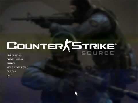 วิธีติดตั้งเกมส์ Counter Strike Source Ver.DigitalZone