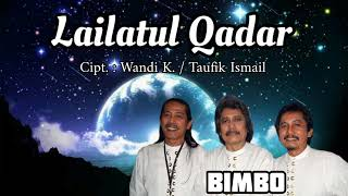 BIMBO - LAILATUL QADAR (original 1979 with lyrics)