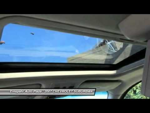 2007 Chevrolet Suburban Brookings Sd F5153a Youtube