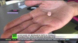 FDA denies female Viagra