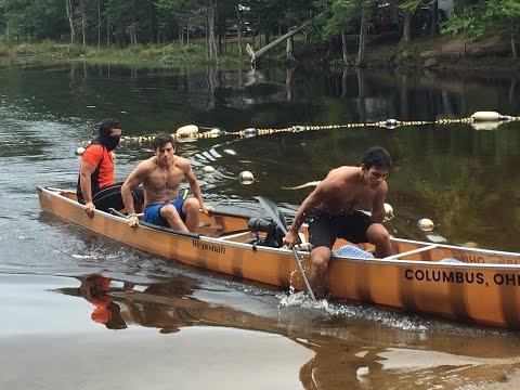 Adirondack Canoe Classic 2016 - Panama Paddlers
