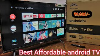 "Iffalcon 32 ""smart Android TV unboxing & Review"