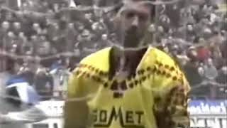 Ferron Fabrizio Parate dal 1988 al 2005 - Atalanta,Sampdoria,Inter,Verona,Como,Bologna
