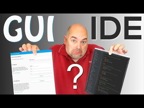 Home Assistant Automation Editor Ide Comparison