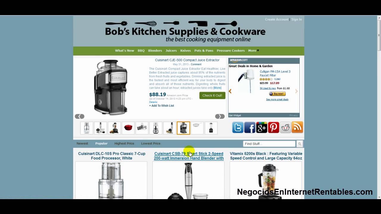 Plantilla y Tema de WordPress para Amazon Crea tu tienda de ...