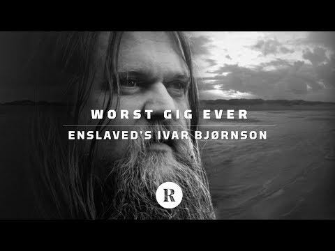 Worst Gig Ever: Enslaved's Ivar Bjørnson