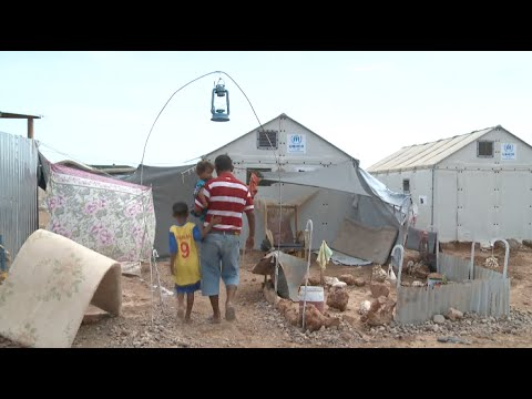 Yemeni Refugees Struggle at Camp in Djibouti