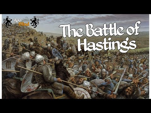 The Norman Conquest of England: The Battle of Hastings [HARD]