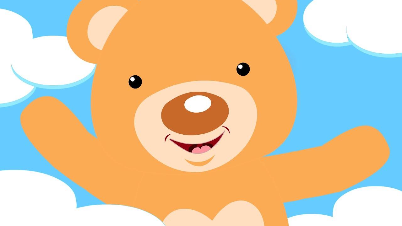 Teddy Bear Teddy Bear Turn Around | Nursery Rhymes - YouTube