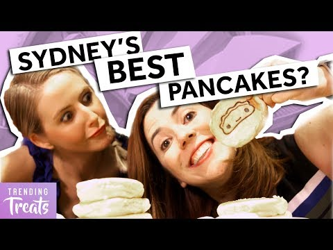 Are These Sydney's Best Pancakes?? | Trending Treats