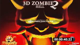 Zombie Hell WR 57 Seconds Any%