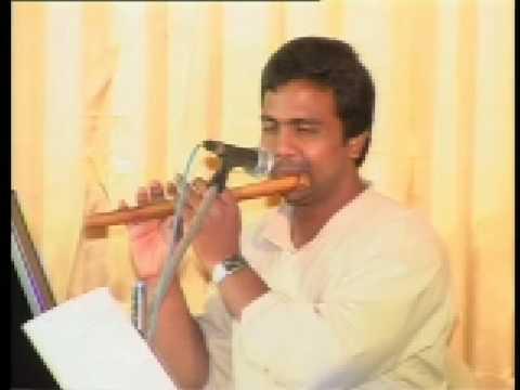 """Shenbagame""  Flute Solo By Vijayprakash"