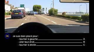 Code de la route - Tests Pieges de l'examen 1