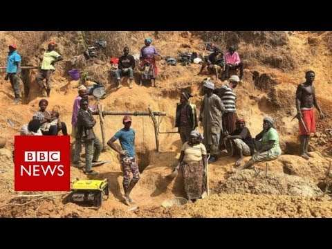 Can Nigeria's new tin mine heal ancient wounds? - BBC News