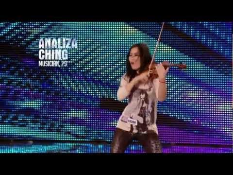 (Napisy)Brytyjski Mam Talent 6 - Analiza Ching