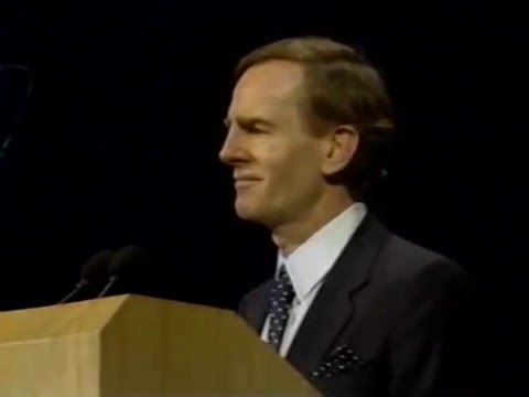 John Sculley Speaks at UniForum - April 1988